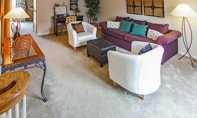 Living Room, Yorktown Colony, 1