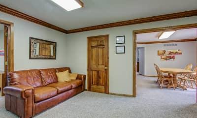 Clubhouse, Pine Ridge, 2