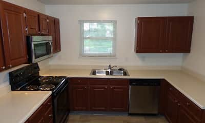 Kitchen, Meridian Court South, 2