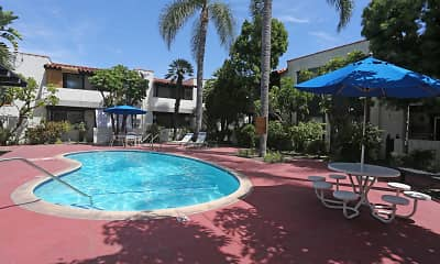 Pool, Casa Fortin, 1