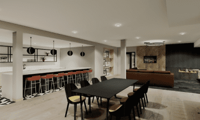 Dining Room, The Pitch, 1