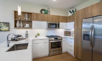 Kitchen, Woodbine, 1