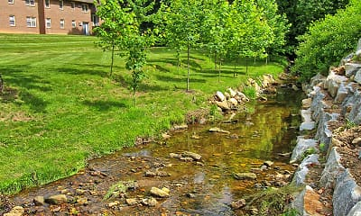 Landscaping, Apartments At Pine Brook, 1