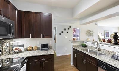 Kitchen, Gables Central Park, 1