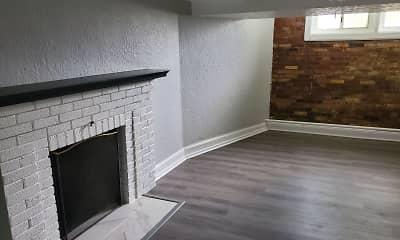 Bedroom, Historic Greentree Loft Apartments, 1