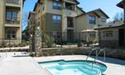 Pool, The Crest At Fair Oaks, 1