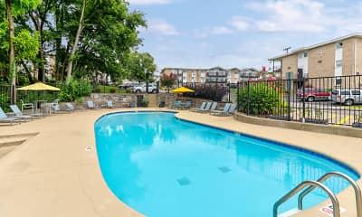 Pool, The Ellington, 0
