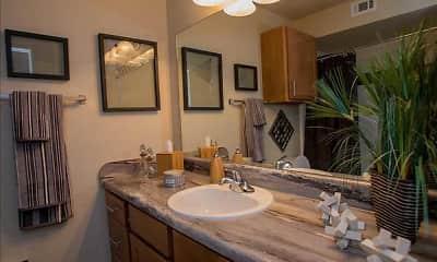 Bathroom, Villas at Canyon Ranch, 2