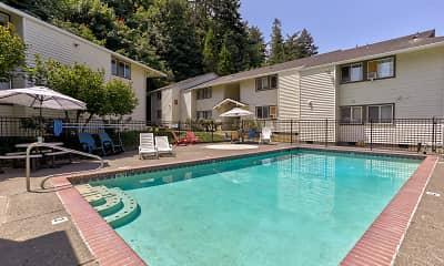 Pool, Mountain Knolls, 0