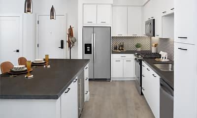 Kitchen, Camden Hillcrest, 0
