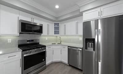 Kitchen, Fairfield Jericho Townhomes, 0