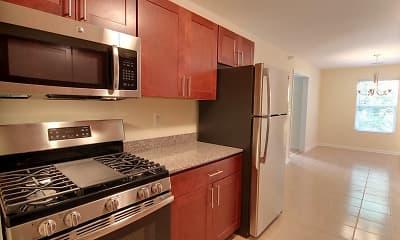 Kitchen, Southridge Woods, 1