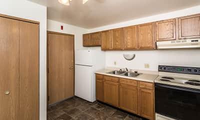 Kitchen, Amberwood Court, 0