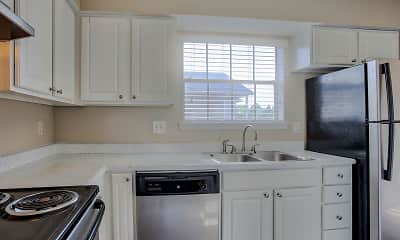 Kitchen, Creekside Village, 0