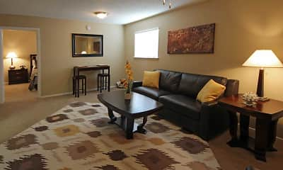 Living Room, Pinewoods, 1