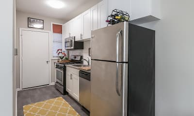 Kitchen, The Maynard at Elaine Place, 0