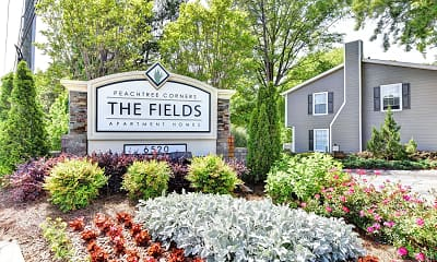 Community Signage, The Fields Peachtree Corners, 0