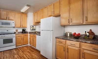 Kitchen, The Metropolitan, 1