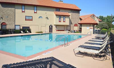 Pool, Santa Fe, 1
