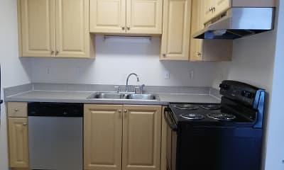 Kitchen, Sailpoint Bay, 2