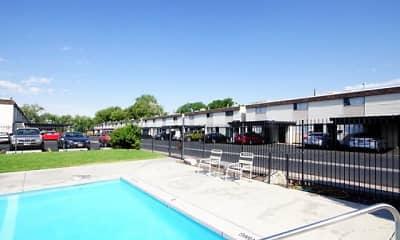 Pool, Townhomes at Mountain Ridge, 1