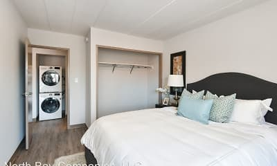 Bedroom, Oliver and Wendell, 2