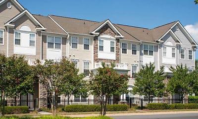 Building, Broadlands Apartments, 2