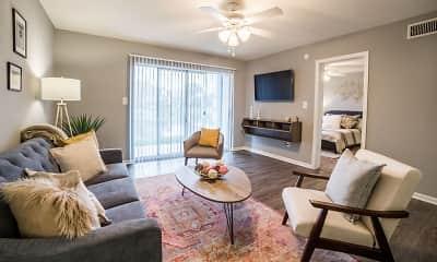 Living Room, The Wylde, 2