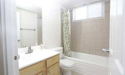 Bathroom, Ashton Heights, 2