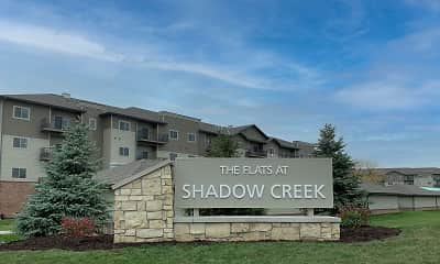Community Signage, The Flats at Shadow Creek, 2