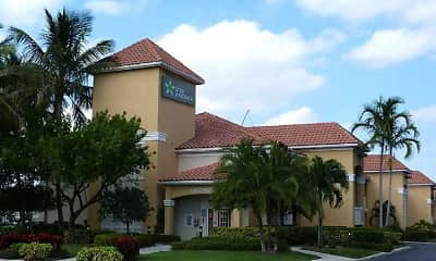 Building, Furnished Studio - Boca Raton - Commerce, 1