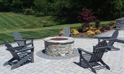 Patio / Deck, Brentwood Chase, 1