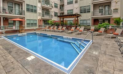 Pool, Montclair Residences, 0