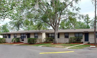 Building, Wingwood Apartments, 1