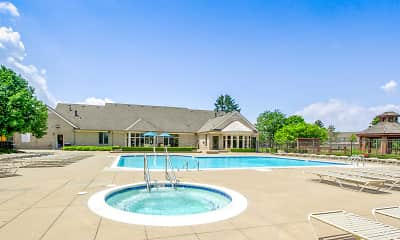 Pool, Manors At Knollwood, 2