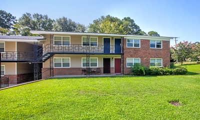 Building, Oakridge Place Apartments, 1