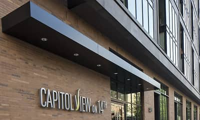 Capitol View on 14th, 2