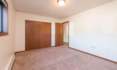 Bedroom, Riverpark Apartments, 2