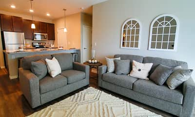 Living Room, Dwell at Lakewood, 0