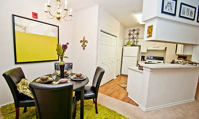 Dining Room, Spring Brook Apartment Homes, 1