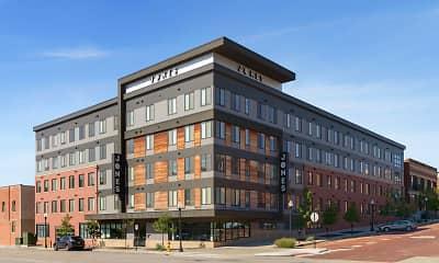 Building, Jones 13, 0