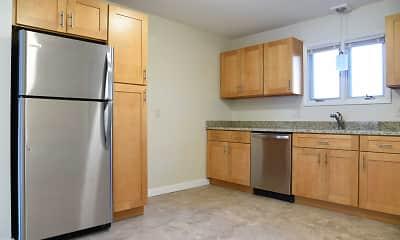 Kitchen, The Pomeroy, 0
