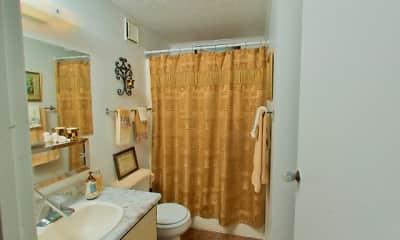 Bathroom, Easton Ridge Apartments, 1