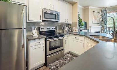 Kitchen, Apartments at Westover Hills, 1