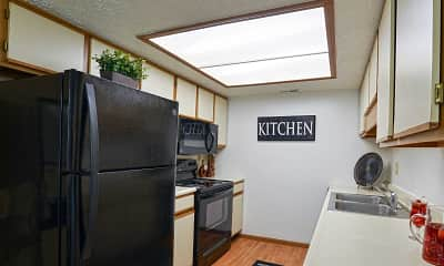 Kitchen, The Highlands, 1