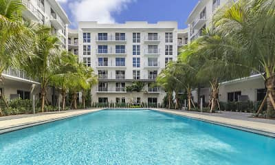 Pool, 850 Living, 1
