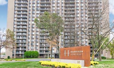 Building, The Harrison, 1