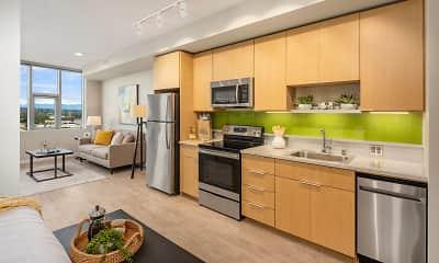 Kitchen, Brio Apartments, 0