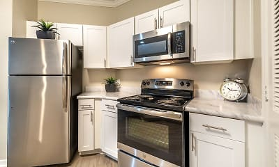 Kitchen, Cape House Apartments, 1