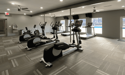 Fitness Weight Room, LionsGate, 2